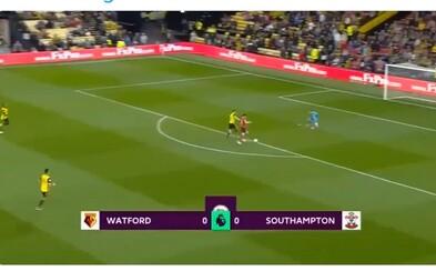 Takto padol nový najrýchlejší gól v histórii Premier League. Lopta skončila v sieti za bleskových 7 sekúnd