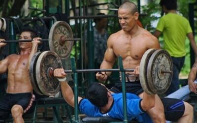 Takto sa cvičí v Bangkoku!