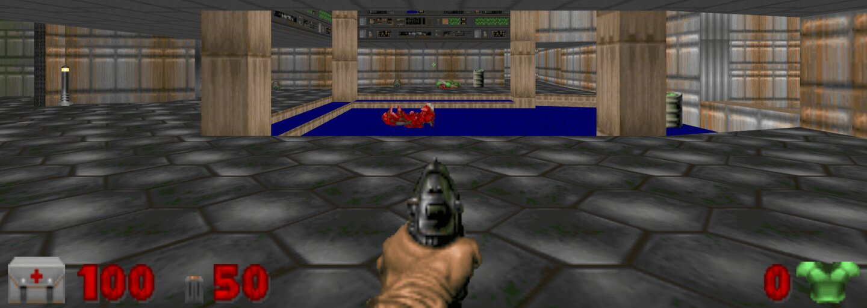 Takto se hraje Doom na displeji těhotenského testu
