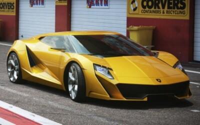 Takto si predstavuje nové Lamborghini slovenský dizajnér!