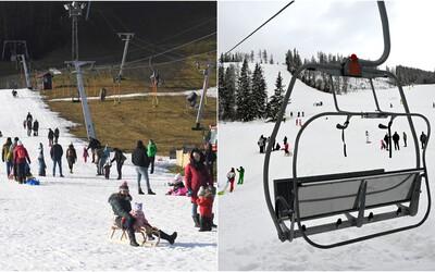 Takto to vyzerá v Tatrách: Sprísnený lockdown Slováci nerešpektujú, lyžiarske strediská sú stále plné turistov