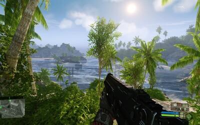 Takto vypadá Crysis Remastered v pohybu! Unikl trailer i datum vydání, kdy se znovu vrátíme do džungle jako Nomad