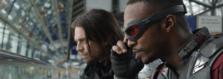 Takto vyzerá Falcon ako Captain America v spoločnom seriáli s Winter Soldierom