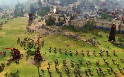 Takto vyzerá pokračovanie legendárnej hry Age of Empires. Štvrtý diel predstavili v krátkom gameplay