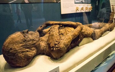 Takto zní hlas 3 000 let staré mumie