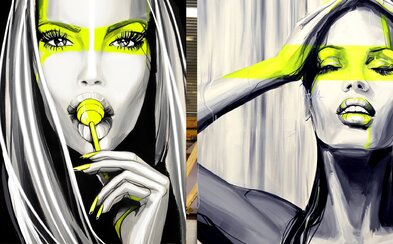 Talentovaná maliarka Hula: Váš vrodený talent a prirodzená kreativita je super vec a dokáže vás odlíšiť (Rozhovor)