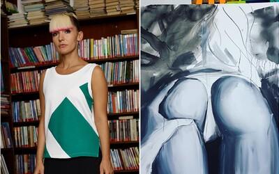 Talentovaná maliarka Hula: Vďaka umeniu som spokojná a šťastná (Rozhovor)