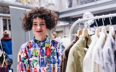 Talentovaná mladá Slovenka Alžbeta Irhová tvorí udržateľnú eko módu. Jej značka Bagbet je súčasťou textilnej revolúcie