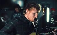 Talentovaný Ed Sheeran nahral skvelý cover s legendárnymi The Roots