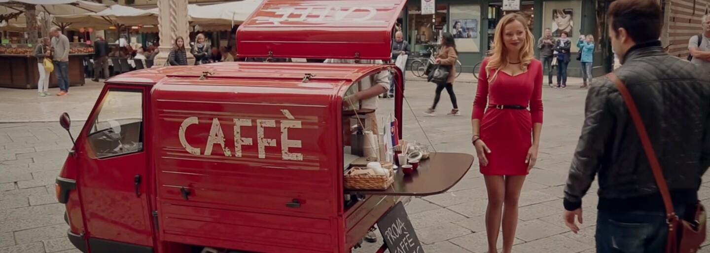 Taliani jednohlasne označili Popradskú kávu za tú lepšiu. V podarenej reklame im národná hrdosť veľmi nepomohla