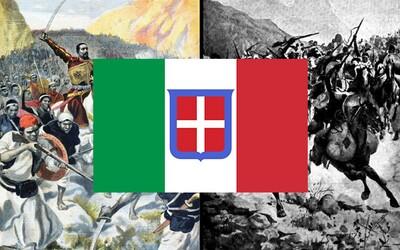 Talianska kolonizácia Afriky: Sen o vzkriesení rímskeho impéria, ktorý skončil fiaskom