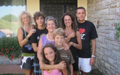 Talianska rodina ešte nikdy necítila bolesť. Vďaka poruche sa stali terčom vedeckých pokusov