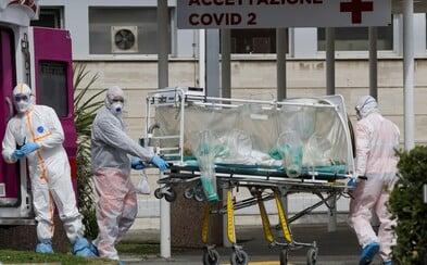 Taliansko hlási nové čísla: Za jeden deň 5986 nových prípadov nakazených, 627 koronavírusu podľahlo