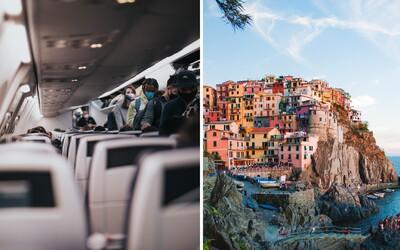 Taliansko uvoľnilo pravidlá pre turistov: už nemusíš ísť do karantény, stačí ti čerstvý test