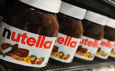 Italský politik prohlásil, že končí s Nutellou. Nacionalistovi se nelíbí, že krém obsahuje oříšky z Turecka