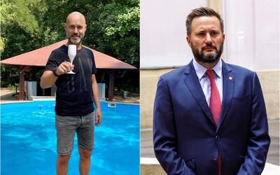 Taliansky šéfkuchár si otvoril reštauráciu s bazénom v Horskom parku. Podľa Valla nemá povolenia a oplotil si mestský pozemok