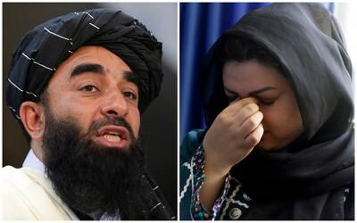 """Tálibán řekl ženám, aby zůstaly doma. Vojáci prý nejsou """"vytrénovaní"""" na to, aby je respektovali"""