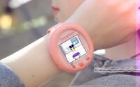 Tamagoči je zpět. V podobě smart hodinek se hra dostane na trh už letos