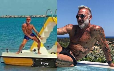 Tančícímu italskému milionáři zabavili jachtu i nemovitosti. Na internetu si z něj lidé utahují vtipnými obrázky
