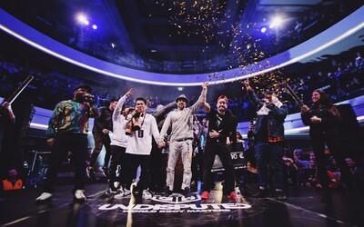 Taneční soutěž Undisputed zná svého vítěze za rok 2016