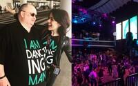 Tanečník vysmiaty za obezitu si splnil sen, zatancoval si so stovkami žien na večierku, aký Hollywood ešte nezažil