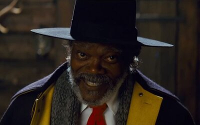 Tarantino posiela do sveta úžasný, akčný a hlavne vtipný trailer na westernovku Hateful Eight