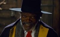 Tarantino posílá do světa úžasný, akční a hlavně vtipný trailer na westernovku Hateful Eight