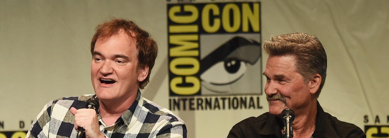 Tarantino prozradil novinky ohledně The Hateful Eight a také o konci své kariéry