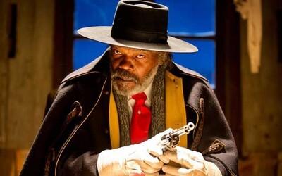 Tarantino sa v Hateful Eight opäť utrhol z reťaze a stojí to za to (Recenzia)