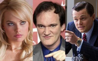 Tarantinova pecka s DiCapriom a ďalšími hereckými osobnosťami je možno zrušená. Na vine sú jeho škandály z posledných dní