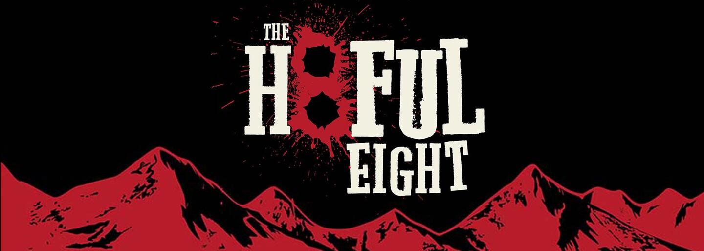 Tarantinova Hateful Eight se odhaluje na úžasných fotkách!