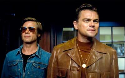 Tarantinovka Tenkrát v Hollywoodu je konečně i v našich kinech. Jak je na tom s tržbami? (Box Office)