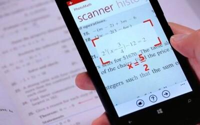 Táto appka za teba vyráta zložité rovnice a ďalšie 4 aplikácie, ktoré ti školu dramaticky uľahčia