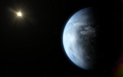 Tato planeta by neměla existovat. Popírá totiž zavedenou teorii