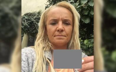 Tato žena si udělala selfie s cizí občankou. Na tu si pak někdo vzal úvěr