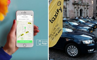 Taxify ode dneška funguje i v Ostravě, Plzni, Olomouci a Českých Budějovicích. Brno má stále smůlu