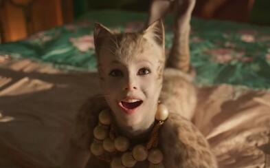 Taylor Swift, Idris Elba a další hollywoodské hvězdy jsou CGI kočky. Muzikál s divokými kostýmy je kontroverzní i v novém traileru