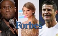 Taylor Swift ovládla rebríček najlepšie zarábajúcich známych osobností od Forbes. Ďalšie priečky pripadli moderátorom či športovcom