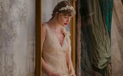 Taylor Swift překvapuje novým albem, oznámila ho méně než 24 hodin před vydáním