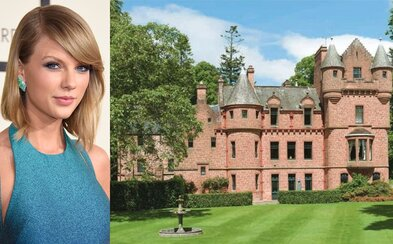 Taylor Swift sa obzerá po kúpe multimiliónového hradu v Škótsku. Bude patriť do jej portfólia nehnuteľností?