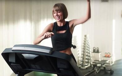 Taylor Swift v nejnovější reklamě na Apple Music rapuje hit Jumpman od Drakea a Futurea