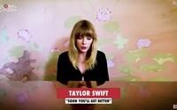 Taylor Swift zaspievala na koncerte Together At Home svoju najosobnejšiu pesničku. Takmer sa neubránila slzám