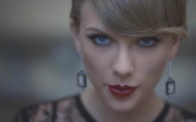 Taylor Swift zdivočela a zagresívnela v novom videu