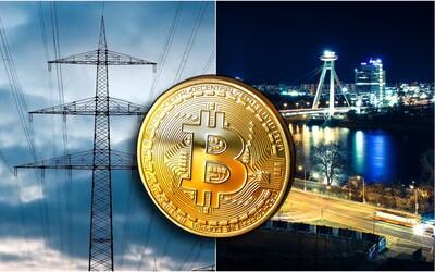 Ťažba bitcoinu spotrebuje ročne takmer toľko elektriny, ako celé Slovensko za 4 roky