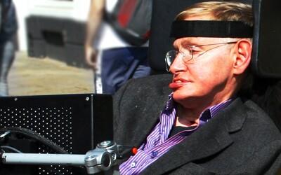Technologie mohou zničit planetu. Fyzik Stephen Hawking nezahálí a znovu varuje celé lidstvo