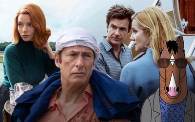 Těchto 10 seriálů se nám v roce 2020 líbilo nejvíce. Co bylo ještě lepší než The Queen's Gambit?