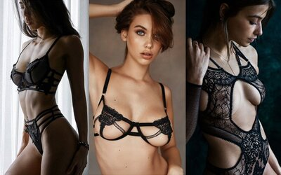 Těchto 5 alternativních značek smyslného dámského spodního prádla tě ohromí