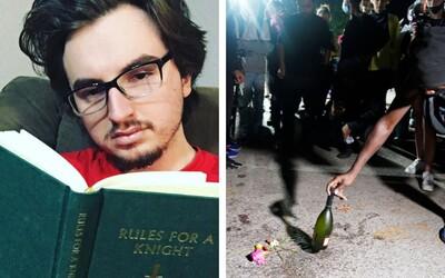 Teenager, který během protestů ve Wisconsinu zabil dva lidi, se po zaplacení dvoumilionové kauce dostal zatím na svobodu
