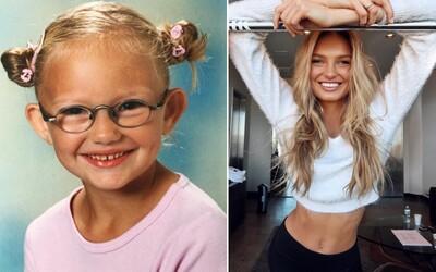 Tehdy a dnes: Jak vypadaly nejkrásnější modelky světa předtím, než se staly úspěšnými?