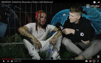 TEKA$HI69: Zviditeľním Slovensko a Česko v USA (Videorozhovor)